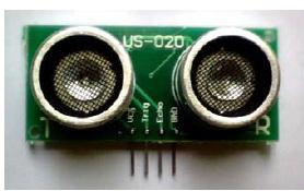 STM32F103与超声波测距模块